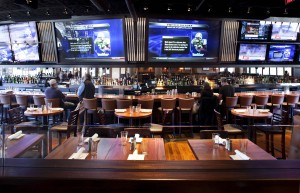 Sports Bar and Grill Adome